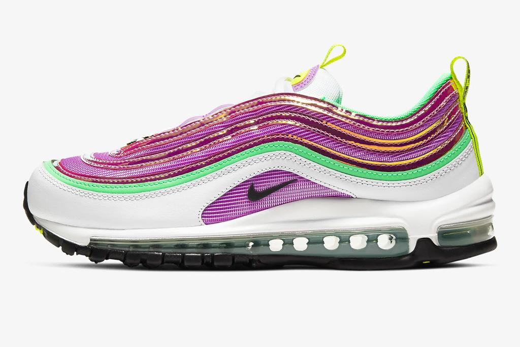 nike, air max 97, sneakers