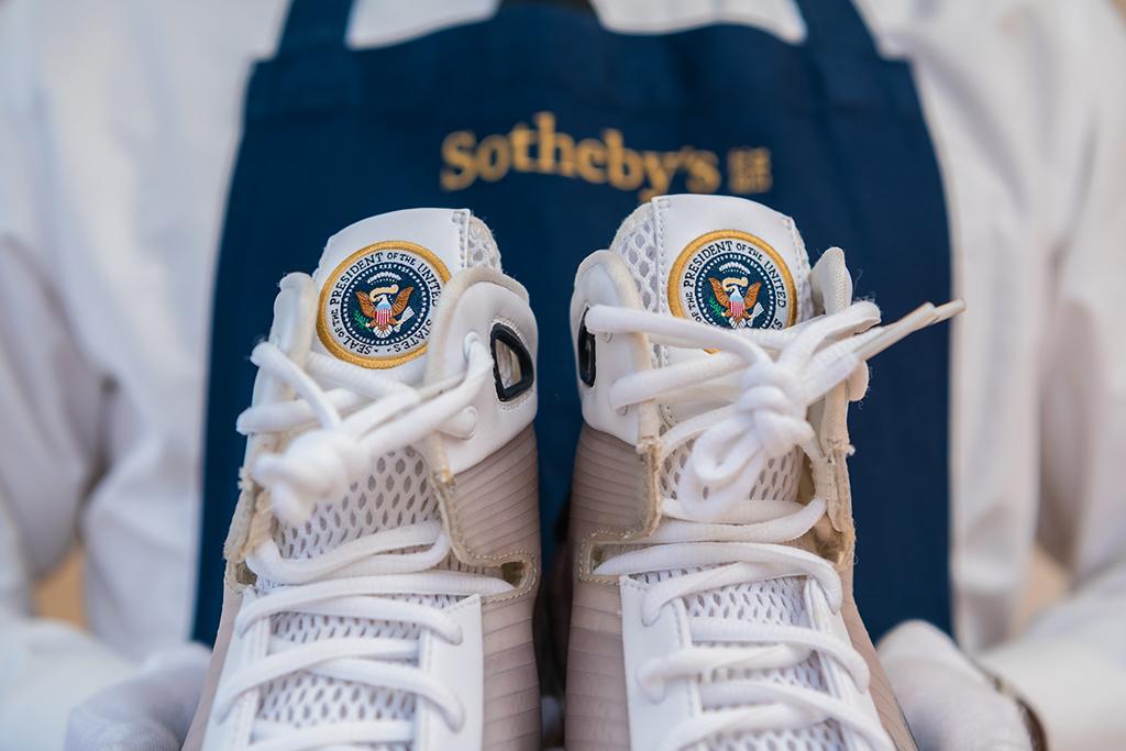 Nike Hyperdunk President Barack Obama
