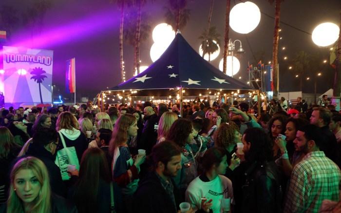 Tommyland, 2017, Gigi Hadid, party