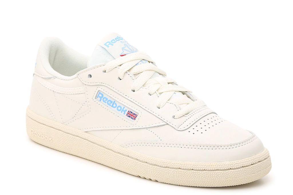 reebok club c 85 sneaker, womens sneakers, white sneakers
