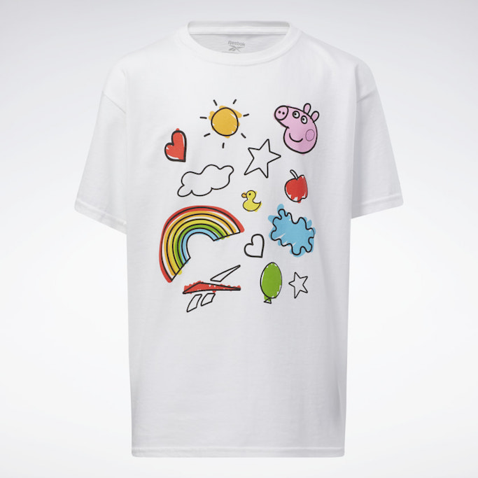 reebok peppa pig t-shirt