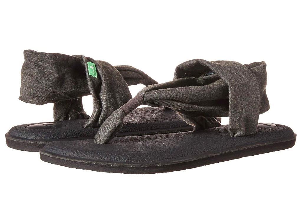 sandals, pregnancy, comfortable, sanuk