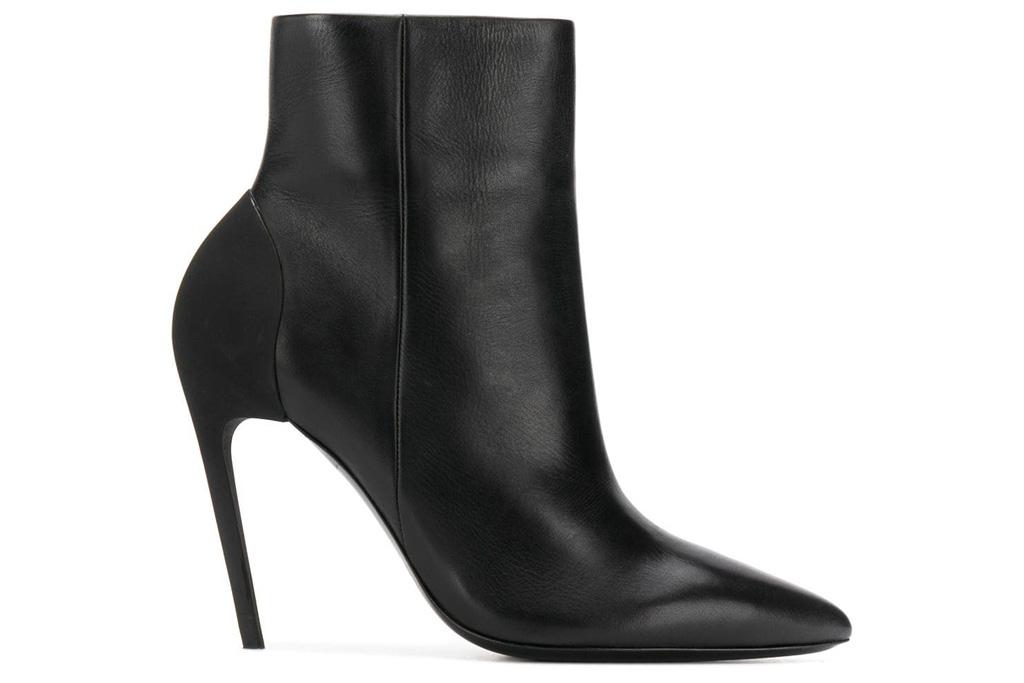 black boots, stilettos, diesel