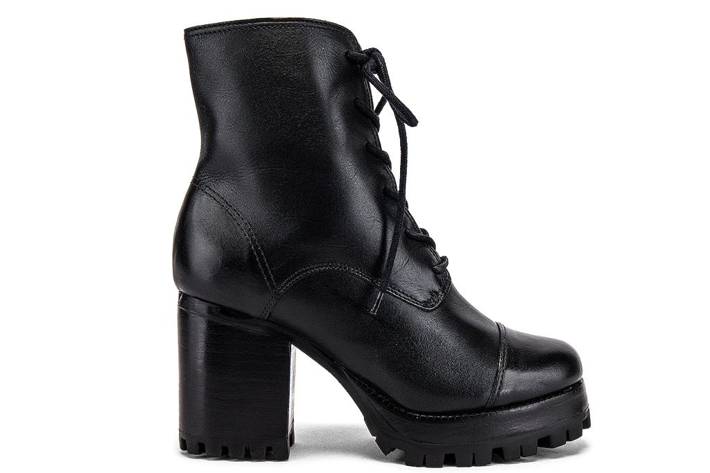 combat boots, heel, platform, schutz