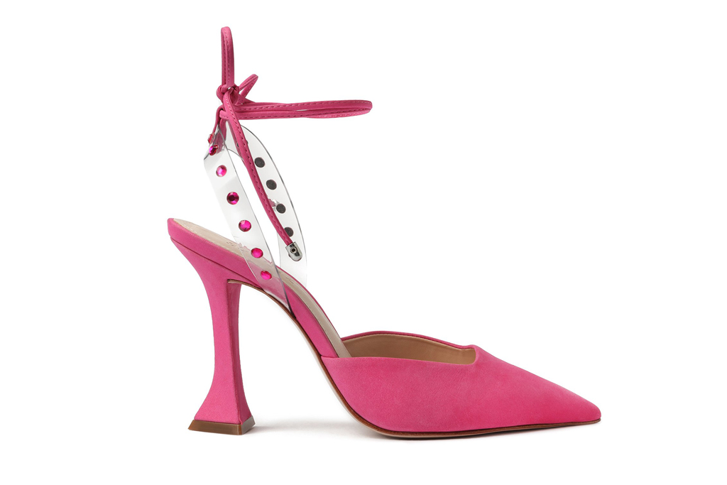 schutz mareah pink pump, affordable shoes, cheap shoes