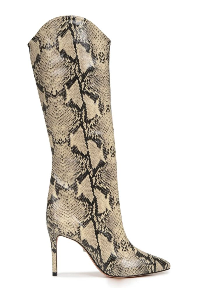 schutz, schutz boots, nyfw, new york fashion week, fall 2021 trends, fall 2021 shoe trends, boot trends, boots, shoes
