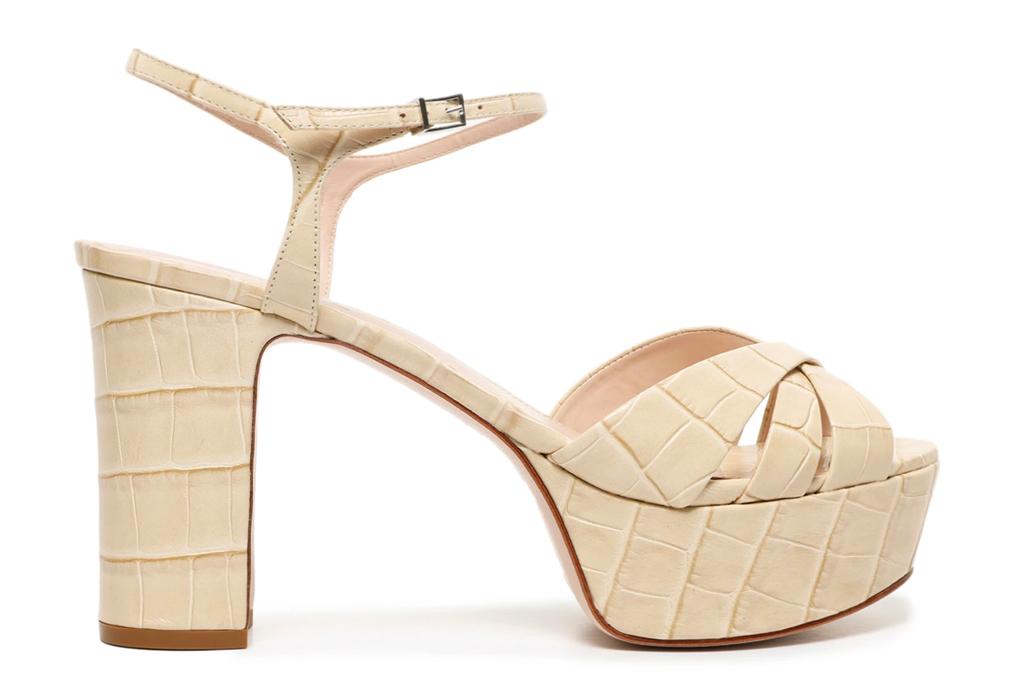 platform, sandals, schutz