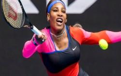 Serena Williams, catsuit, australian open, 2021