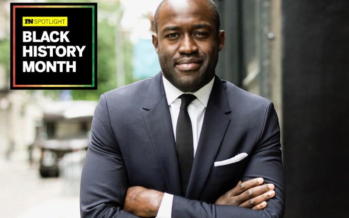 shawn pean, black history month 2021, shawn pean fashion executive