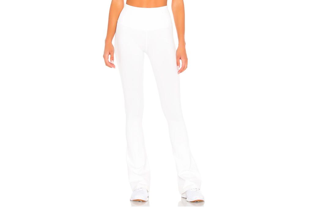 white leggings, splits59