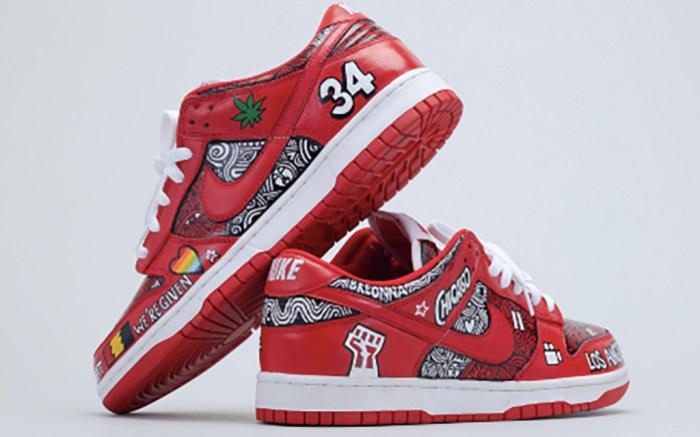 StockX Lena Waithe HillmanHELPS Nike Dunk Low