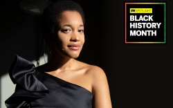 tamu mcpherson, black history month, black