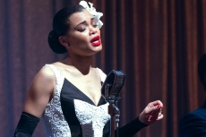 How Andra Day Transformed Into Billie Holiday With the Help of 1940s Vintage eBay Shoes