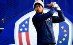 Tiger Woods Ryder Cup 2018