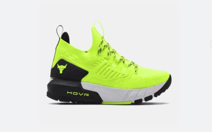 under armour, project rock 3 training shoes