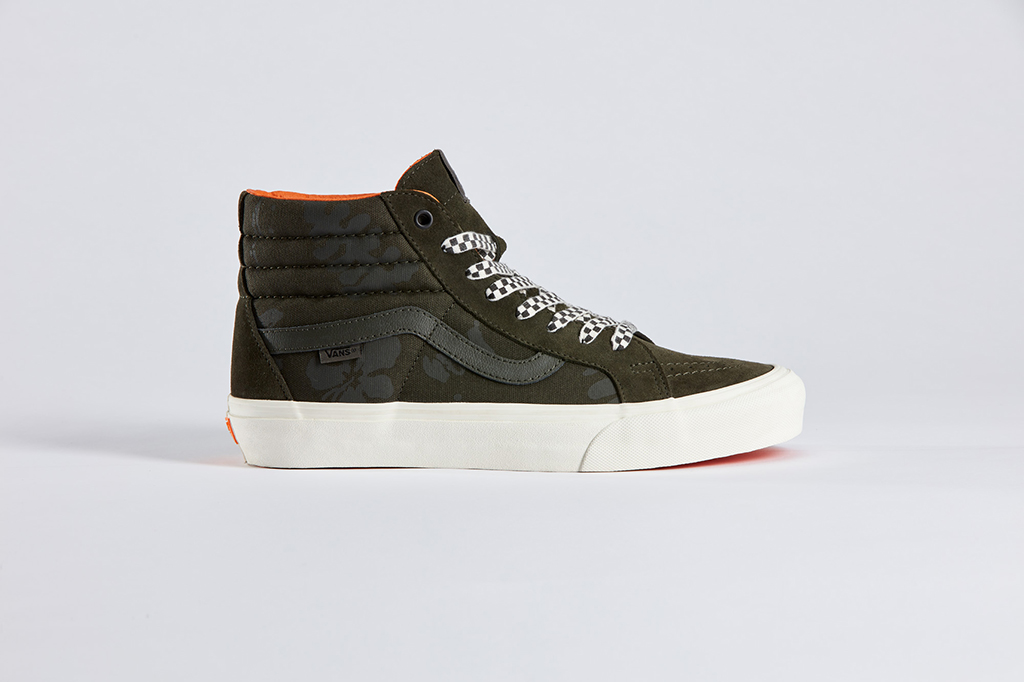 The Vault by Vans x Porter by Yoshida & Co. collection
