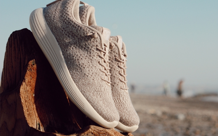 Woolloomooloo wool Belmont sneaker