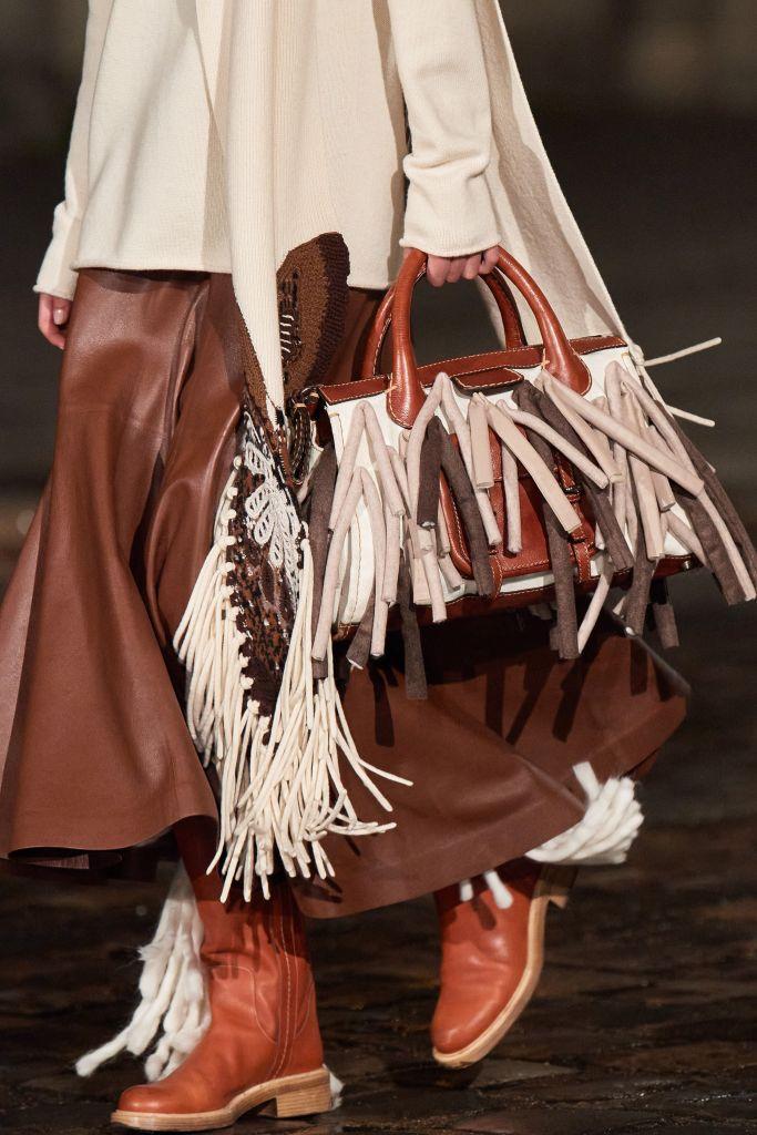 chloe, chloé, chloe fall 2021, chloé fall 2021, pfw, paris fashion week, gabriela hearst