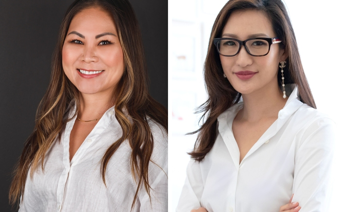 julie kuo, jennet chow