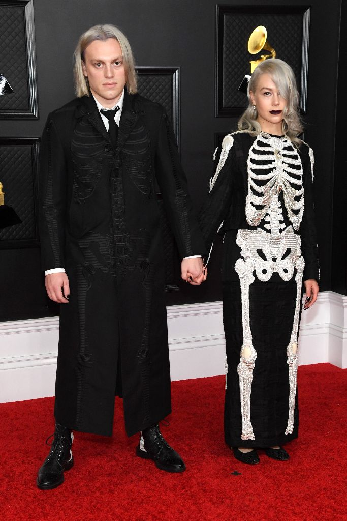 2021 grammy awards, best dressed grammys, grammys red carpet, phoebe bridgers