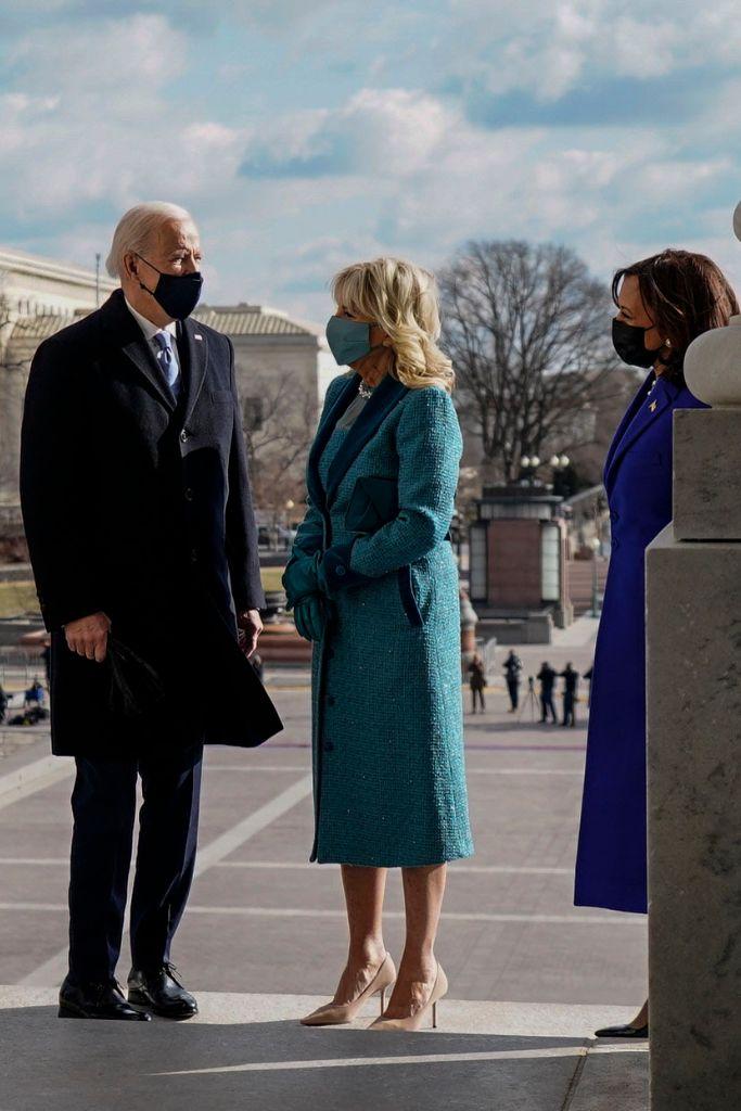 jill biden, joe biden, biden, biden harris, kamala harris, 2020 inauguration, high heels, jill biden shoes, jill biden jimmy choo, jimmy choo