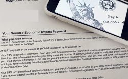 Notice of new stimulus check payments