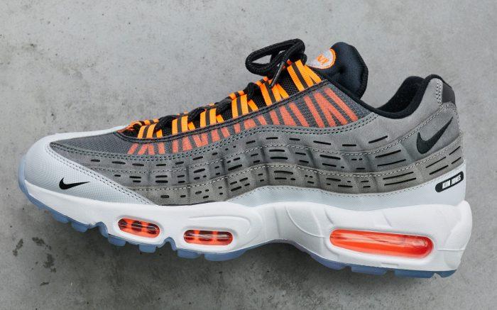 Kim Jones x Nike Air Max 95 'Total Orange'