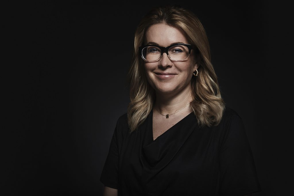 Alegra O'Hare, Chief Marketing Officer, Tommy Hilfiger Global