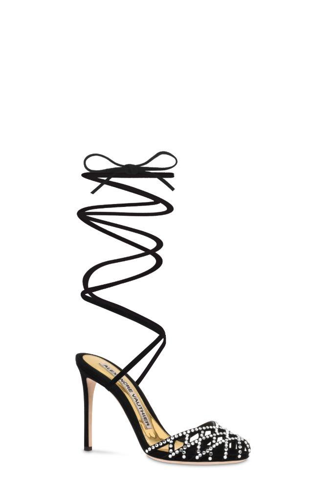 alexandre vauthier, giuseppe zanotti for alexandre vauthier, high heels, spring 2021 heels, return of high heels 2021, fashion, fashion trends, shoes