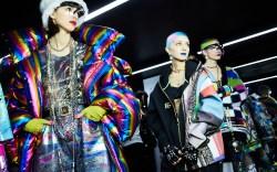 Dolce & Gabbana women's fashion show