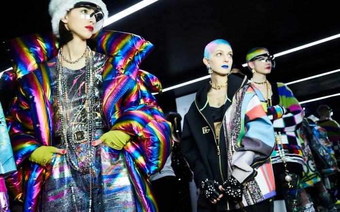 Dolce & Gabbana women's fashion show fall '21