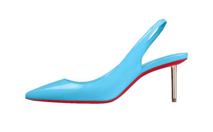 christian louboutin, christian louboutin fall 2021, fall 2021, pfw, paris fashion week, louboutin heels