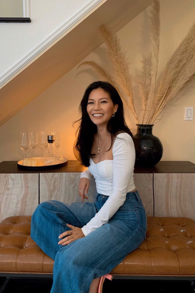 sunny wu, ourcommonplace founder, fn women's history month 2021