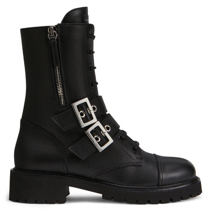 giuseppe zanotti, mfw, milan fashion week, milan fashion week top trends, fall 2021 trends, fashion trends, shoes trends