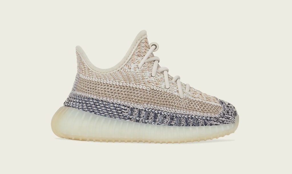 Adidas Yeezy Boost 350 V2 'Ash Pearl'
