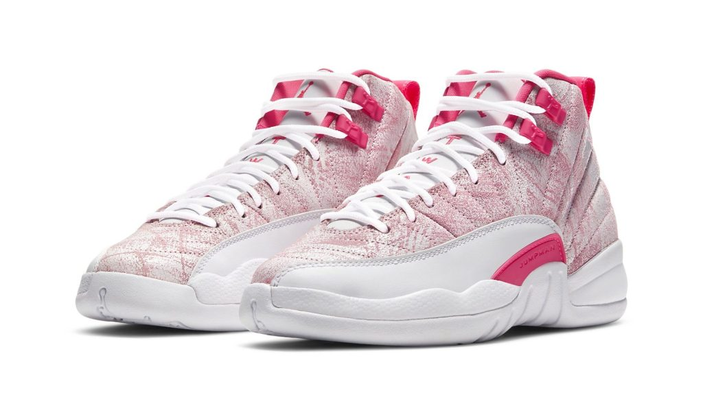 Air Jordan 12 Retro GS 'Arctic Punch'