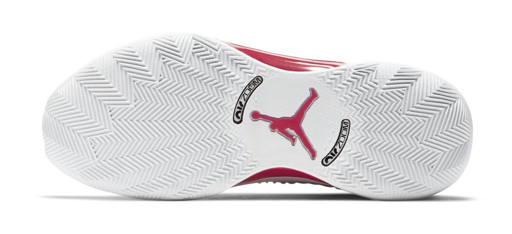 Air Jordan 35 'Fire Red'
