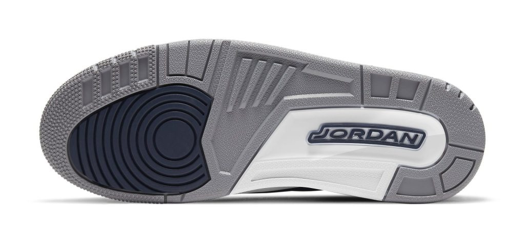 Air Jordan 3 Retro 'Midnight Navy'