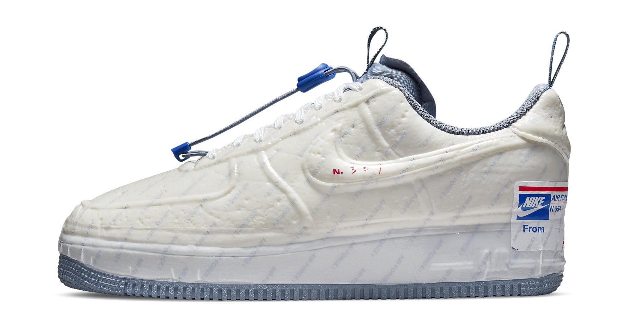 Nike Air Force 1 Experimental 'USPS' Release Info: How to Buy ...