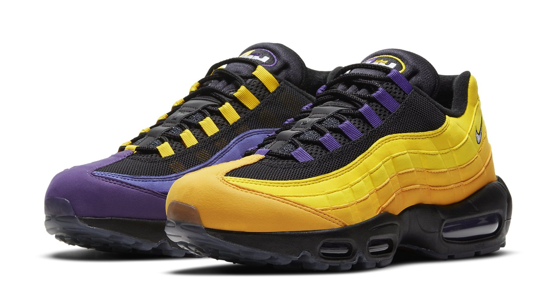 Nike Air Max 95 'LeBron James' Release Info: How to Buy a Pair ...