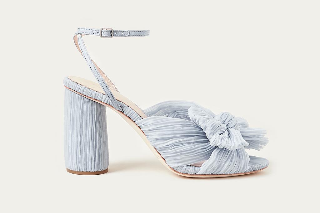Loeffler Randall, bow heels