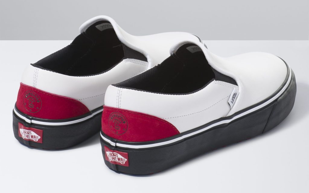 Chris Cosentino x Vans Slip-On 'Made for the Makers'