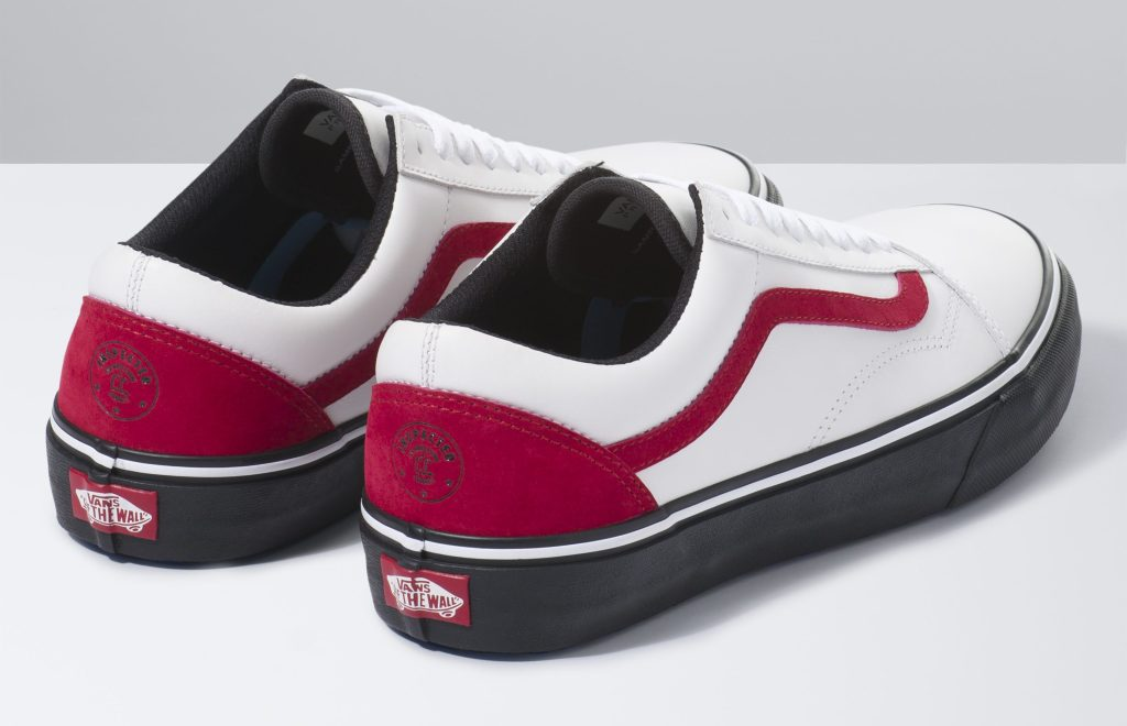 Chris Cosentino x Vans Old Skool 'Made for the Makers'