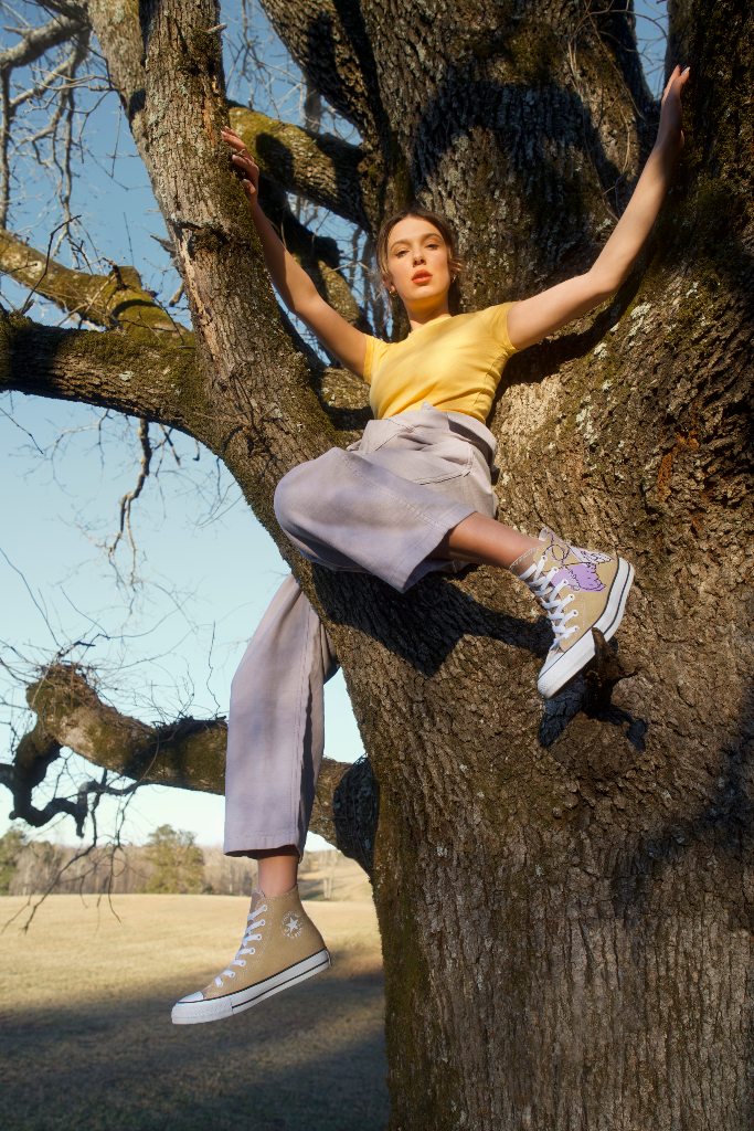 Millie Bobby Brown, Converse, Converse By You
