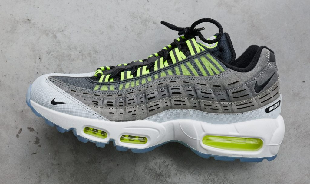 Kim Jones x Nike Air Max 95 'Volt'