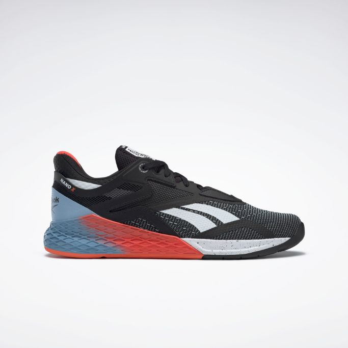 reebok men's training shoes, reebok nano x