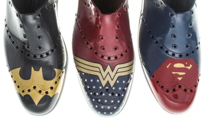Biion Footwear Batman/Superman