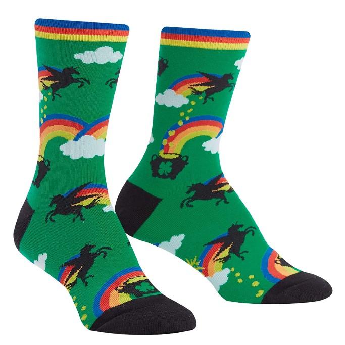 green socks, Sock It to Me St. Patrick's Day Socks