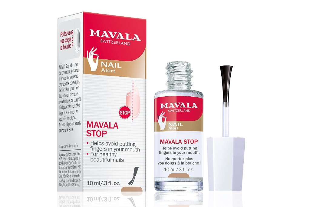 Mavala Nail Alert, Anti nail biting serum