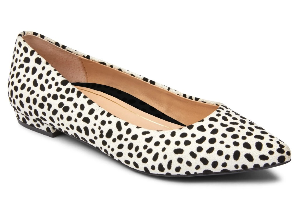 vionic lena ballet flat, flats with arch support